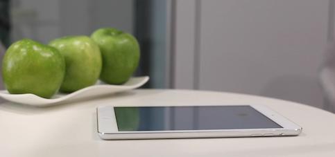 iPad mini, todo un iPad en tamaño reducido