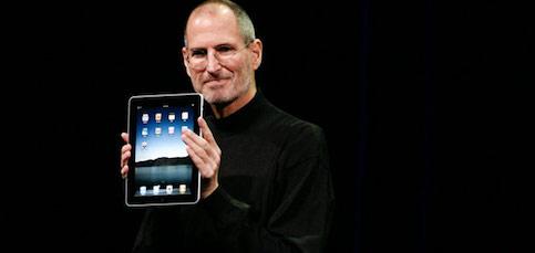 El iPad cumple 6 años en España: así ha evolucionado desde 2010 hasta hoy