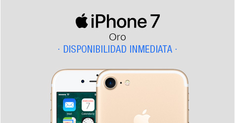 Comprar iPhone 7 Oro