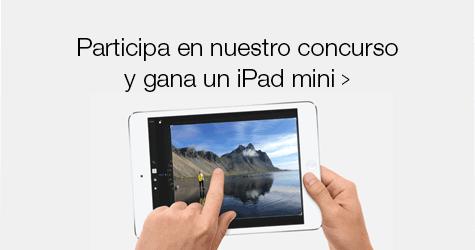 Gana un iPad mini con K-tuin