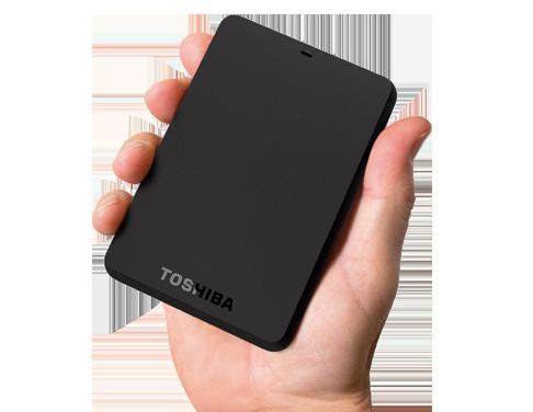 Disco Duro Portátil 1TB Toshiba