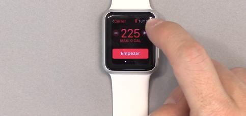 Mide tu actividad física con el Apple Watch